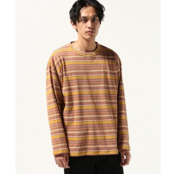 【ジャーナルスタンダード/JOURNAL STANDARD】 MULTI BORDER WIDECREW