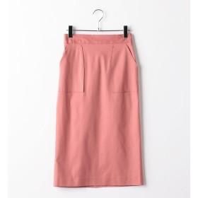 【シップス/SHIPS】 Khaju:タイトスカート