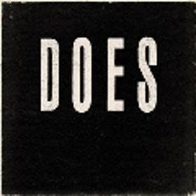 DOES<通常盤> CD