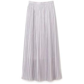 【シュープリームララ/Supreme.La.La.】 シャイニープリーツスカート