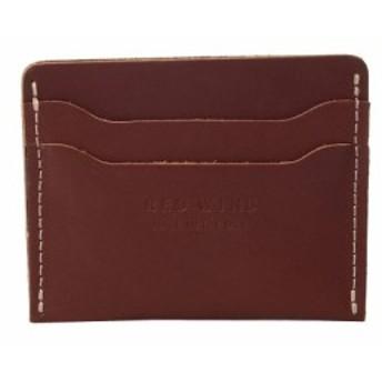 レッドウィング Red Wing Heritage レディース カードケース・名刺入れ Card Holder Oro Russet Frontier