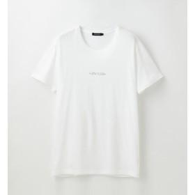 【ラブレス/LOVELESS】 ポリクレスト ロゴ クルーネックT