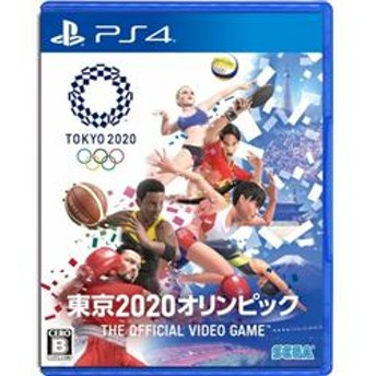 【PS4】 東京2020オリンピック The Official Video Game PLJM-16423