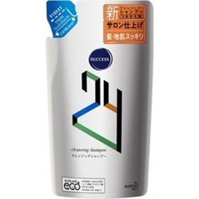 サクセス24 クレンジングシャンプー つめかえ用 (280ml)