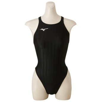 MIZUNO SHOP [ミズノ公式オンラインショップ] 競泳用ハイカット[レディース] 09 ブラック N2MA8221