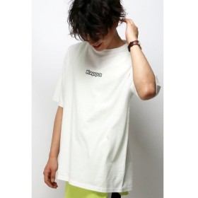 【ヴァンスシェアスタイル/VENCE share style】 Kappa カッパ 別注オミニロゴプリントTシャツ