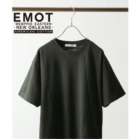 【ジャーナルスタンダード/JOURNAL STANDARD】 【メンフィスコットン】 クルーネック Tシャツ