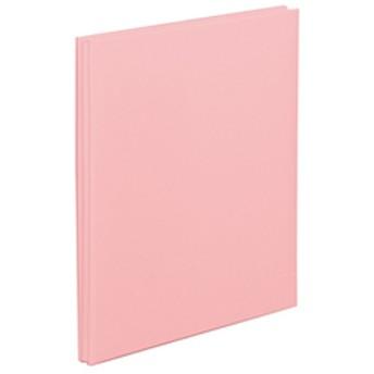 dポイントが貯まる・使える通販  ナカバヤシ ビス式A4サイズ100年台紙アルバム スウィートカラーズ(レッド) Nakabayashi アH-A4F-142-R 【返品種別A】 【dショッピング】 アルバム おすすめ価格
