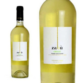 dポイントが貯まる・使える通販| ザブ・グリッロ 2018年 ヴィニエティ・ザブ IGTテッレ・シチリア (白ワイン・イタリア) 【dショッピング】 白ワイン おすすめ価格