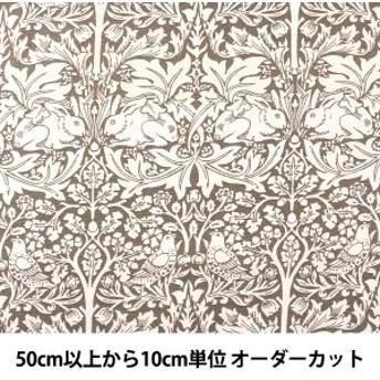 【数量5から】 生地 『moda fabrics William Morris ウィリアムモリス Brother Rabbit 8211-28』