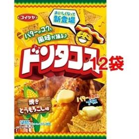 湖池屋 ドンタコス 焼きとうもろこし味 (58g*12コセット)