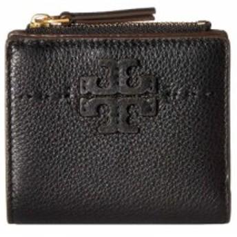 トリー バーチ Tory Burch レディース 財布 McGraw Mini Foldable Wallet Black
