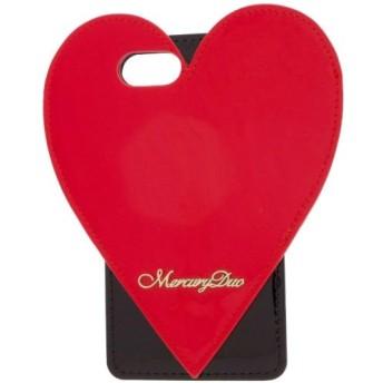 【マーキュリーデュオ/MERCURYDUO】 Heart iPhoneケース(7・8ver)