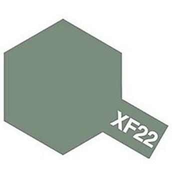 タミヤ タミヤカラー エナメル XF-22 RLMグレイ エナメルXF22RLMグレイ