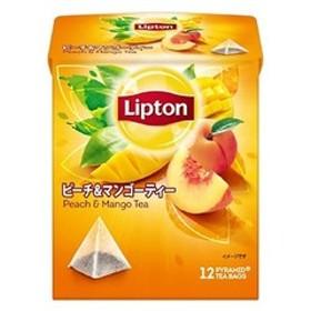 リプトン ピーチ&マンゴー ティーバッグ (12包)