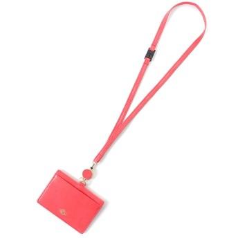 【アーノット/arenot】 ネルス IDケース ピンク(NERTH ID CASE pink)