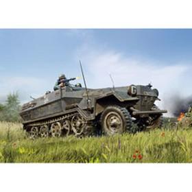 ICM 1/35 ドイツ Sd. Kfz.251/1 Ausf.A 装甲兵員輸送車【35101】 プラモデル ICM 35101 Sd. Kfz.251/1 【返品種別B】