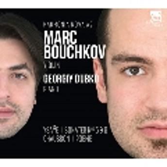 Marc Bouchkov CD