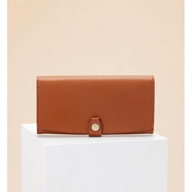 【トプカピ/TOPKAPI】 COLORATO[コロラート]角シボ型押し・長財布