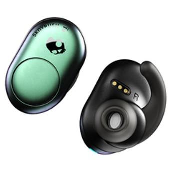 スカルキャンディ 完全ワイヤレス Bluetoothイヤホン (ブラック) Skullcandy Push PSYCHO TROPICAL S2BBW-M714(PUSHPSY 【返品種別A】