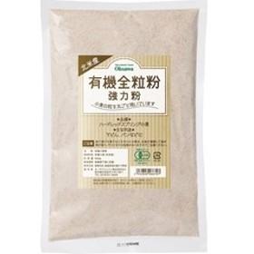 オーサワ 北米産 有機全粒粉(強力粉) (500g)