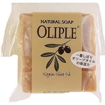 dポイントが貯まる・使える通販  オリプレナチュラルソープ バージンオリーブ (170g) 【dショッピング】 洗顔石鹸 おすすめ価格