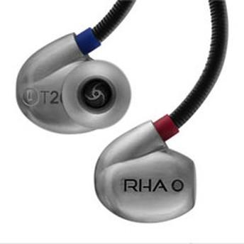 RHA ダイナミック密閉型耳かけイヤホン RHA T20(RHA) 【返品種別A】