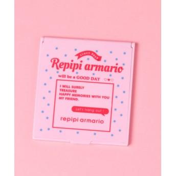 (repipi armario/レピピアルマリオ)ミラー70AW/ [.st](ドットエスティ)公式