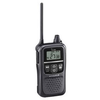 アイコム 中継通話対応特定小電力トランシーバー iCOM IC-4110D 【返品種別A】