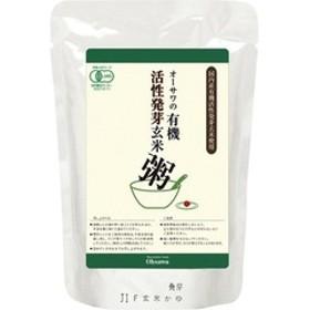 オーサワの有機活性発芽玄米粥 (200g)