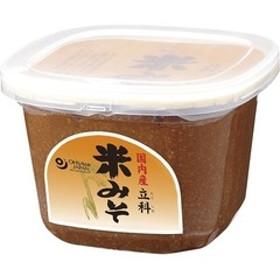 オーサワジャパン 国内産立科米みそ (750g)