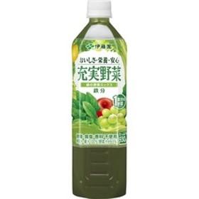 充実野菜 緑の野菜ミックス (930g*12本入)