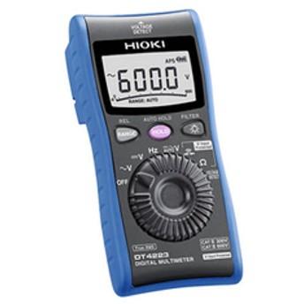 dポイントが貯まる・使える通販| 日置電機 デジタルマルチメータ HIOKI DT4223 【返品種別A】 【dショッピング】 工具 その他 おすすめ価格