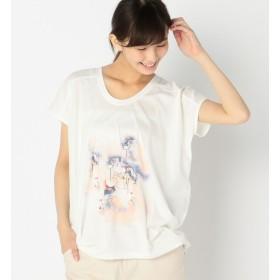 【アルカリ/alcali】 alcali/脇タックTシャツ