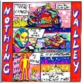 Nothing Valley CD