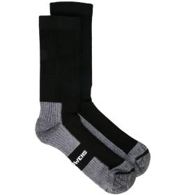 Rick Owens ロゴ 靴下 - ブラック
