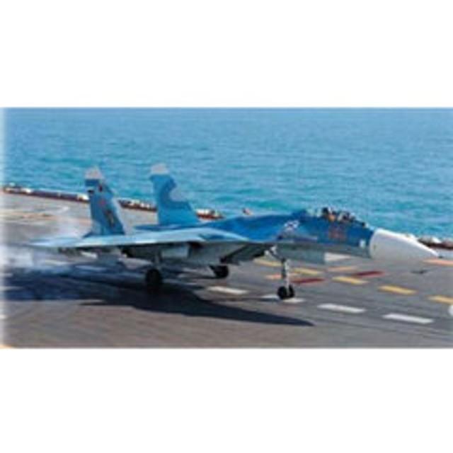 ドイツレベル 1/72 スホーイ Su-33 フランカー【03911】 プラモデル ドイツレベル03911 Su-33 フランカー 【返品種別B】