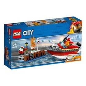 LEGO レゴ 60213 シティ 対岸の火事