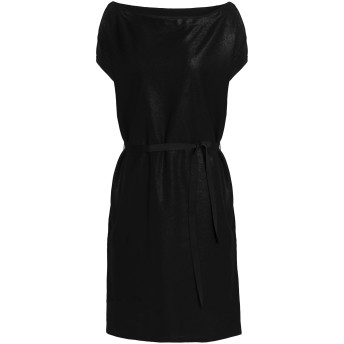 《セール開催中》DAY BIRGER ET MIKKELSEN レディース ミニワンピース&ドレス ブラック XL ポリエステル 100%