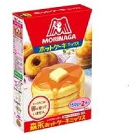 【6個入り】森永 ホットケーキミックス 300g