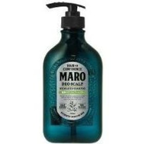 MARO 薬用デオスカルプシャンプー 480ml  マーロ(men-02361-4582469490807)