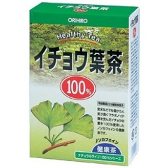 dポイントが貯まる・使える通販| ナチュラルライフ ティー100% イチョウ葉茶 (2g*26袋入) 【dショッピング】 お茶 おすすめ価格