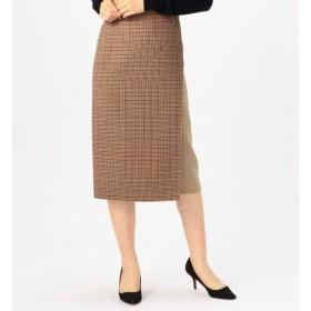 【リエス/Liesse】 フレンチウールリバースカート