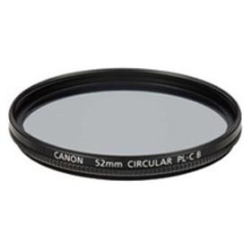 Canon 52mm 円偏光フィルターPL-C B 52mmFILTERPLCB