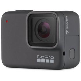 マイクロSD対応 4Kムービー ウェアラブルカメラ GoPro(ゴープロ) HERO7 シルバー CHDHC-601-RW[4K対応 /防水]