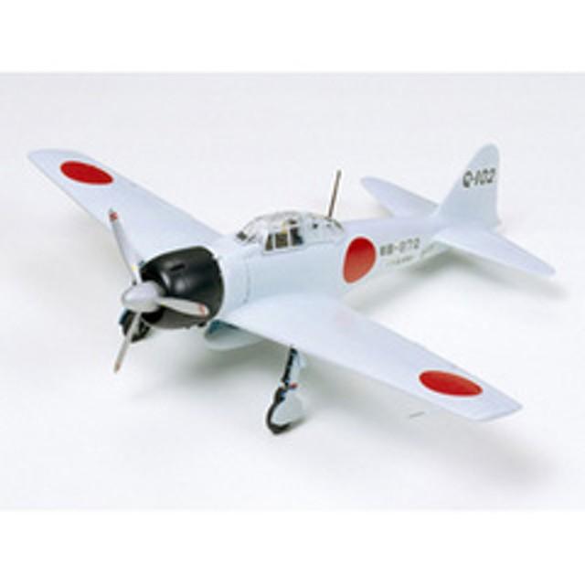 タミヤ 1/48 傑作機シリーズ 日本海軍 零式艦上戦闘機32型 (A6M3)【61025】 プラモデル T1/48ゼロセン32ガタ 【返品種別B】