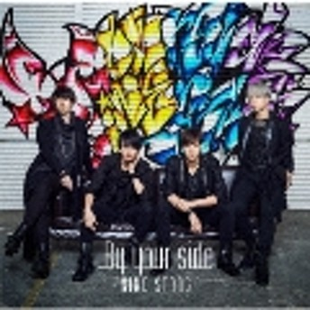 By your side [CD+DVD]<初回限定盤> 12cmCD Single