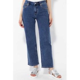 【ローズバッド/ROSEBUD】 Calvin Klein Jeans ストレートワイドデニムパンツ