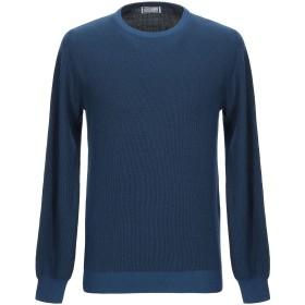 《期間限定 セール開催中》DRESS UP メンズ プルオーバー ブルー S コットン 100%