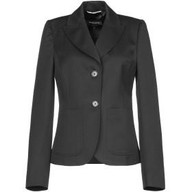 《セール開催中》ROCHAS レディース テーラードジャケット ブラック 40 バージンウール 100%